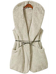 Women's Fashion Winter All Match Hoodied Vest