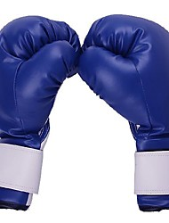 Adult Professional PU Leather Boxing Gloves