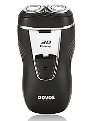 1pc Povos®  Electric Shaver with Facial Temple Line Design and Human Engineering Design