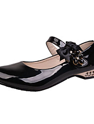 Girl's Shoes Mary Jane Flat Heel Patent Leather Flats Shoes More Colors available