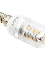 Ampoule Maïs Blanc Chaud E14 4 W 15 SMD 5730 280 LM AC 85-265 V