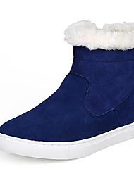 Men's Shoes Closed Toe Flat Heel Boots More Colors available