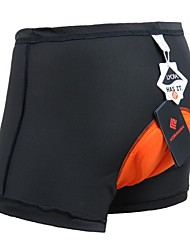KOSHBIKE Men's Cycling Underwear Shorts 3D Padded Coolmax Bicycle