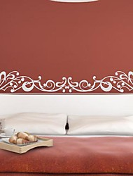 Wall Stickers Wall Decals,  European style Decorative pattern PVC Wall Stickers