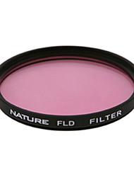 naturaleza filtro fluorescente de 58 mm