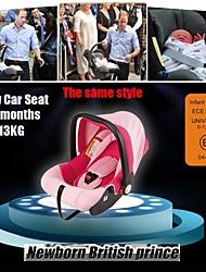 Siège d'auto pour bébé de 0 à 15 mois du nouveau-né pour max 13 kg sécurité baby basket ks portables ™ 2 couleurs panier de bébé voiture-lits