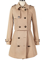 Melantha Sheath Long Coat