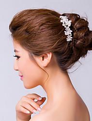 Women's Rhinestone / Alloy Headpiece-Wedding / Special Occasion Tiaras Clear