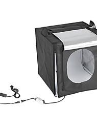 caixa de luz fotografia levou-eoscn (40 * 40cm)