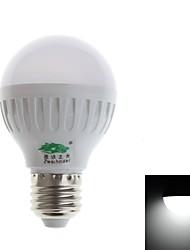 Zweihnde E26/E27 5 W 18 SMD 5730 480-500 LM 5500-6000 K Natuurlijk wit G Decoratief Bollampen AC 100-240 V