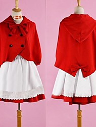 Vocaloid Gumi Little Red Riding Hood Christmas Costume