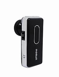 ROMAN X3 Bluetooth V2.1+EDR Stereo Bluetooth Headset -Black