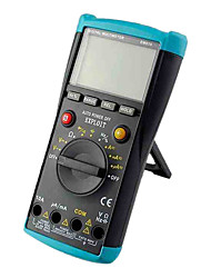 4000 Counts Auto Range Digital Multimeter Overload Pretection Capacitance Frequency Measuring EXPLOIT EM615