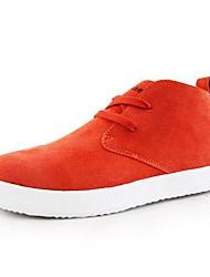 scarpe da donna bepure sneakers tallone piano di modo del cuoio pattini rotondi più colori disponibili