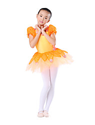 Ballet Children's Spandex Yarn Dancewear