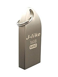 J-Like® ZinyNano 16GB USB2.0 Flash Drive Pen Drive