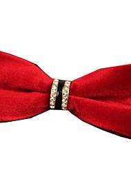 les hommes papillon remorque de mariage cravate (plus de couleurs)