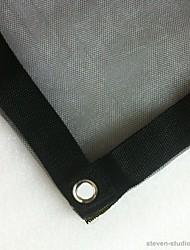 2.4x2.4m 8'x8' 8x8 Black Double Scrim Butterfly & Panel Reflector Fabrics for Light Weakening