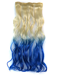 Cosplay Wigs Princess / Movie/TV Theme Costumes Festival/Holiday Halloween Costumes Blue / Beige Patchwork WigHalloween / Christmas /