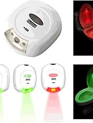 llevado sensor de movimiento higiénico activado baño luz de la lámpara inodoro luz de la noche a pilas