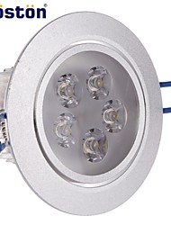 6W Luces de Techo 5 LED de Alta Potencia 430 lm Blanco Cálido Decorativa AC 85-265 V