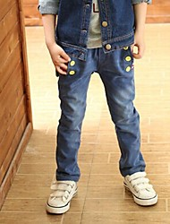 Boy's Denim Jeans,Winter / Spring / Fall Patchwork
