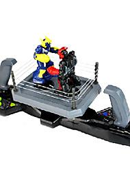 Silverlit 88300 Fernbedienung Roboter Herausforderung Boxen Kämpfe gegen Roboter Spielzeug mit Sound