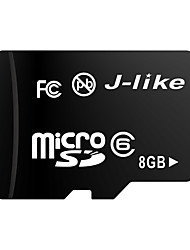 microSDHC tf memory card class6 8gb j-like®