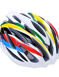 moda cómoda seguridad + y alta transpirabilidad casco de bicicleta (31 tiros)