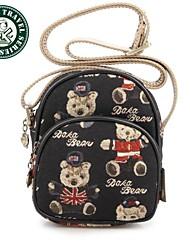 DAKA BEAR® Women Handbag Fashion Women Messenger Bags Vintage Shoulder Bags Mini Bag Casual Clutch Purse