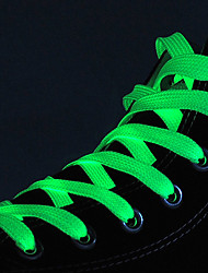 Fabric Luminous Shoelaces 1 Pair