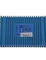 Intelligence Dual Band GSM/3G 900/2100MHz Mobile Phone Signal Repeater Booster Amplifier