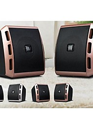 Mini Cute Noble Audio Wired Stereo Speaker