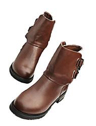 winble женщин 2014 новая зимняя мода теплый Мартин ботинок снег загрузки (коричневый) 09ba361
