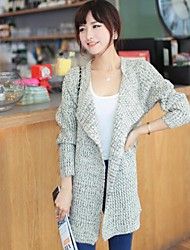 Women's Irregular Loose Cardigan