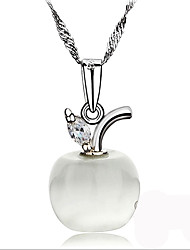 Love Story Women's Apple Pendant