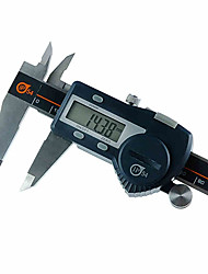 0-300mm 0.01mm haute presion étrier numérique elecall en acier inoxydable
