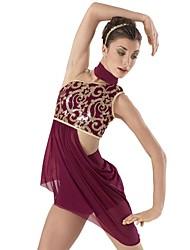 Ballet Dance Dancewear Adults' Children's Sequin Ballet Dress