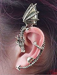 Miss U dragons boucles d'oreilles simples