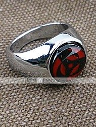 anillo de cosplay naruto kakashi sharingan