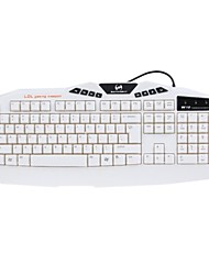 Batknight Ultra-thin Backlit Gaming Keyboard