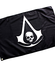 Assassin The Pirate Flag Cosplay