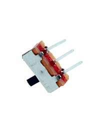 3-pin Toggle Switch Two Tranches (50pcs)