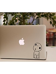 SKINAT Removable funny cute children of Outstar tablet and laptop sticker for you tablet and macbook air 135*205mm