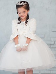Flower Girl Princess Kids Christmas Costume