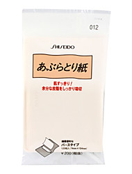 Shiseido  Oil Off Paper 120張(74mm x 104mm)
