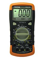 LCD Digital Display Multimeter Mutifunctional Electrical Instrument TAITAN T91D