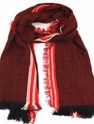 tarja lenço tamanho grande tippet dupla finalidade vinho tinto das mulheres
