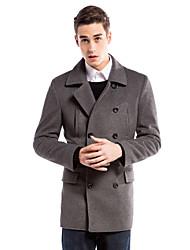 Zweireiher outwear aus Wolle-Kaschmir