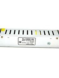 CL-100W-12V 12V8.5A Power Supply Adapter for LED Light and CCTV Security Camera (100~240V)